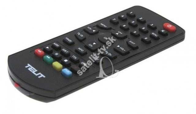 3e2ee989f Diaľkový ovládač Telit Galileo - Diaľkové ovládače - SATELIT-TV ...