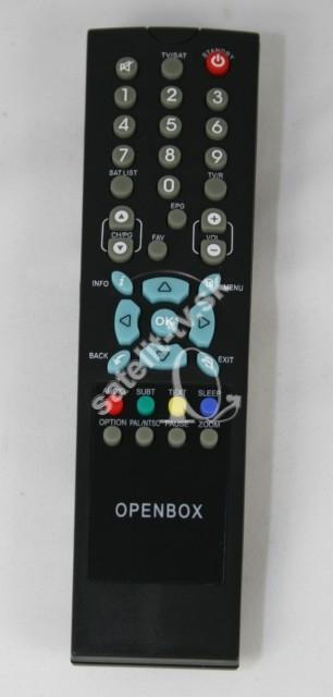 351e74546 Diaľkový ovládač Openbox, Opensat, Redion - Diaľkové ovládače ...