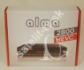 Alma 2800 T2 HD -RF modulator