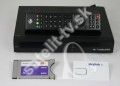 AB Cryptobox 650 HD+ Modul SMIT  + Skylink Irdeto M7