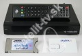 AB Cryptobox 650 HD+ Modul Neotion + Skylink Irdeto M7