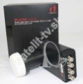 Inverto LNB QUAD  Black ULTRA