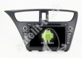 Multimedialne radio Honda Civic IX GPS  DVD   BT Android model