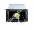 Multimedialne radio Kia Sorento  DVD-CD-BT- GPS -Android 5.1 -model  2009-2011