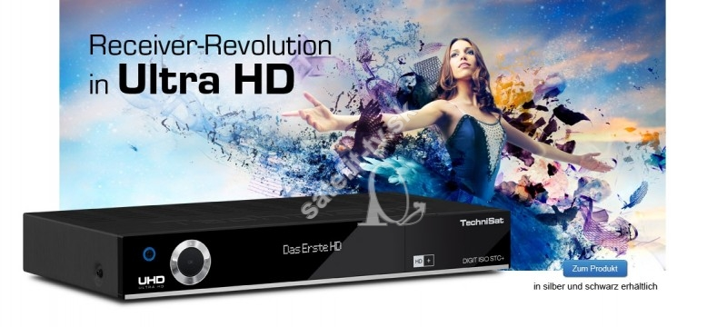TechniSat Digit ISIO STC 4K Ultra HD