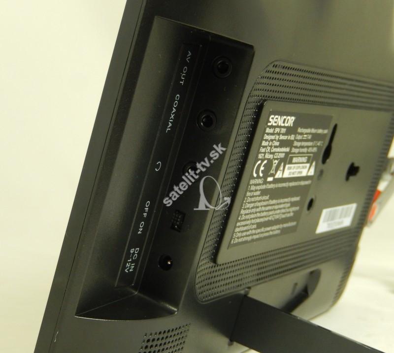 a953d89df7552 Sencor SPV 7011M4 TV , LCD do karavanu , TV do karavanu na 12V ...