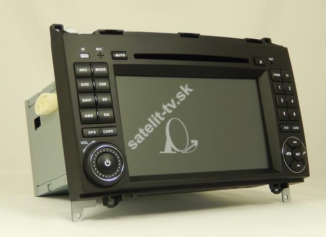 d70f9bbe5 Multimedialne radio Mercedes Benz A/B -Vito-Sprinter DVB-T GPS DVD BT  Android model
