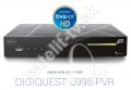 Tivusat BOX  Digiquest 6996 PVR Official HD Italian Receiver and Card
